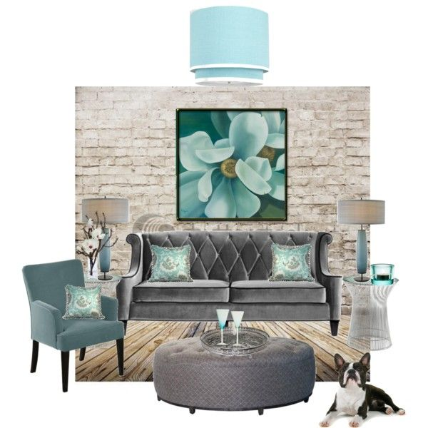 Grey Living Room Color room. modern aqua gray and white living rooms yahoo image search