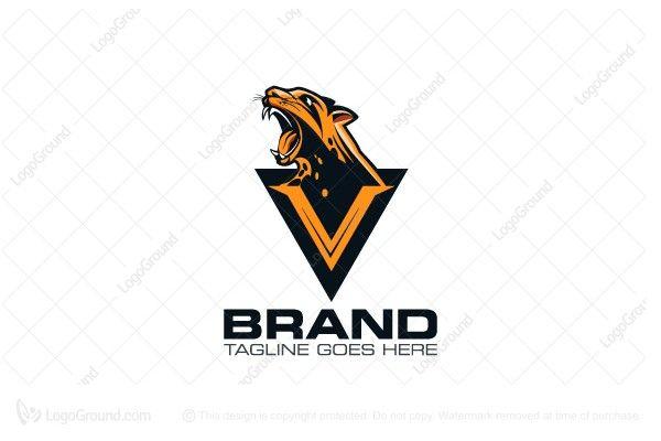 Logo for sale: Wild Cat Logo