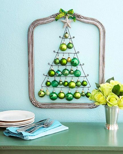 24 Crafty Christmas Tree Projects