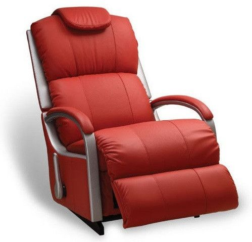 La Z Boy Leather Recliner Harbor Town Recliner And Lazyboy
