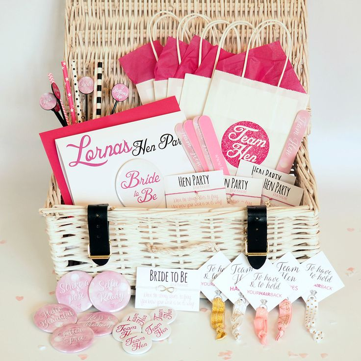 The Hen Party Hamper