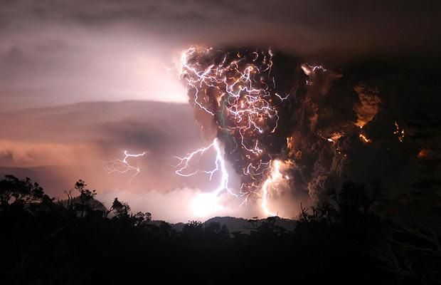 Lightning: Picture, Lightning, Volcano, Beautiful, Nature S, Storms, Mother Nature, Photography