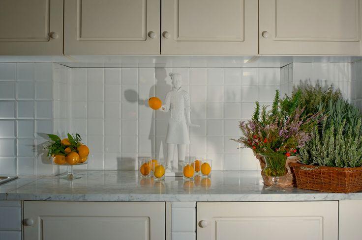 Kitchen details in Santa Maria Apt www.florencewithaview.com