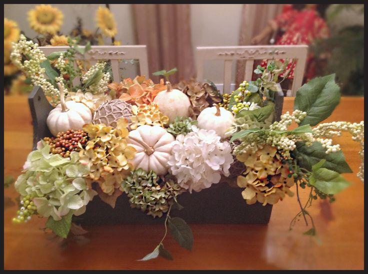 Fall arrangement 2013