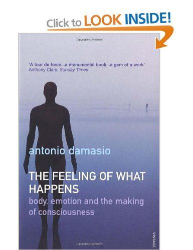 The Feeling Of What Happens: Body, Emotion and the Making of Consciousness: Amazon.co.uk: Antonio Damasio: Books