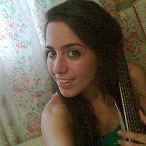 Sonia Gómez en un día normal de hace dos años