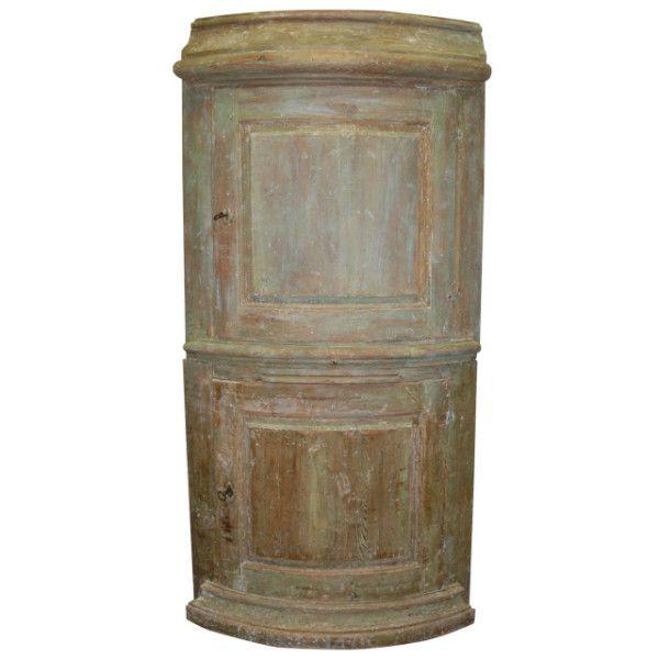Swedish Period Rococo Corner Cupboard - 640 Best Swedish Furniture Images On Pinterest Sweden, Furniture