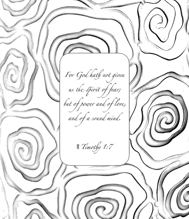 Bible Coloring Pages Love