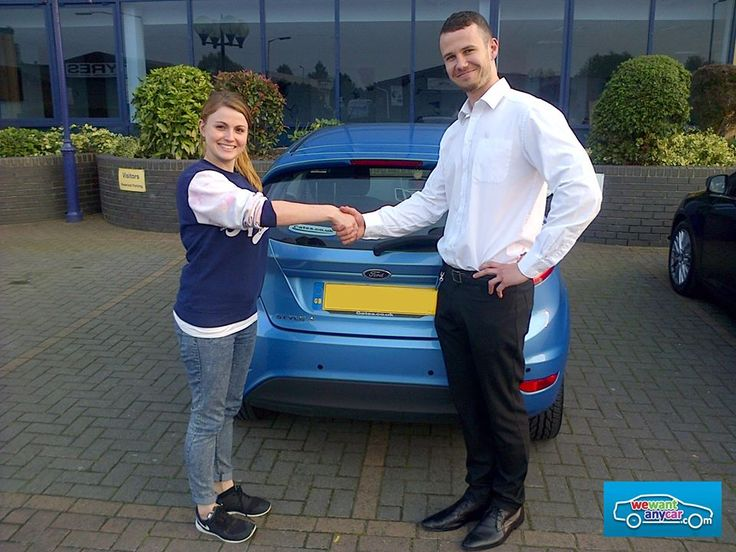 Another Happy Customer for our Waltham Abbey branch! Get your valuation now! http://bit.ly/10fbt2h