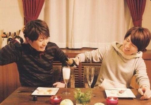 ■DGS ■Daisuke Ono (小野 大輔 ) and Hiroshi Kamiya (神谷 浩史) ❤