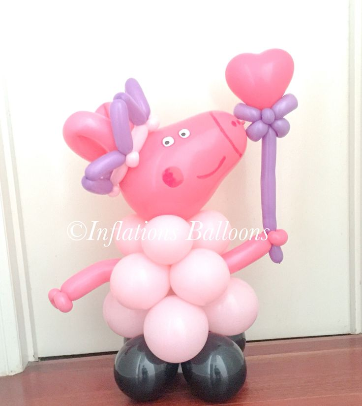 #peppapig #party #inflationsballoons