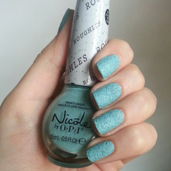 Nicole by OPI - Roughles ♡