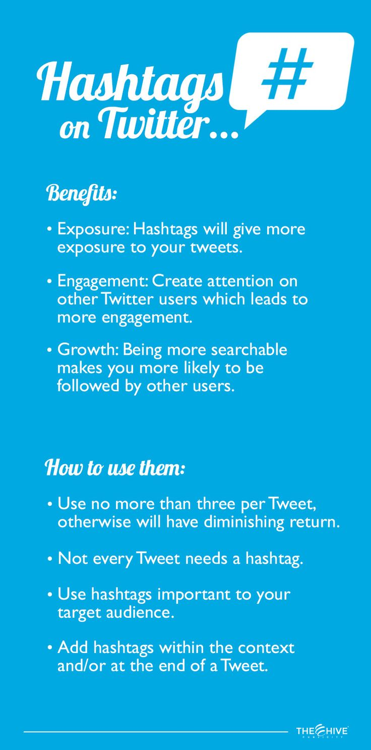 Hashtags are a very important on Twitter. Improve your Social Media Marketing with this easy tips.