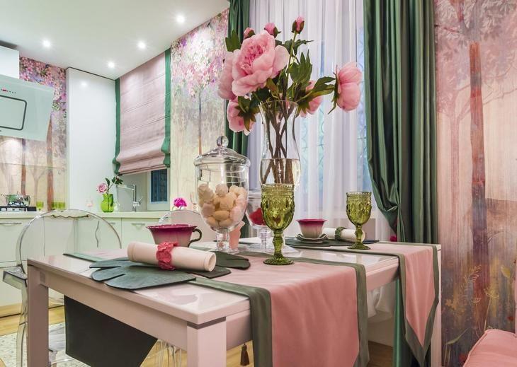 Декор стола Савченко