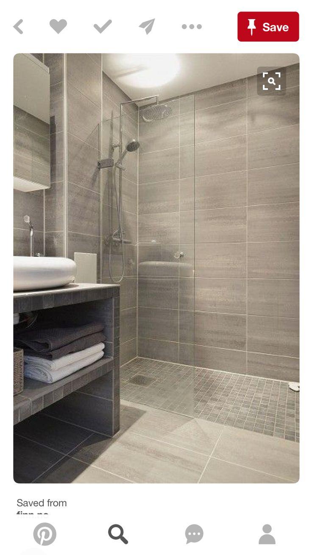 Contemporary condo bath modern bathroom chicago by jill jordan - Basement Bathroommodern