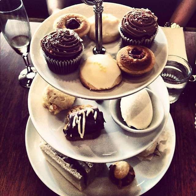 High Tea at Candy Cafe Bar (Cairns, QLD). #hightea #teaparty