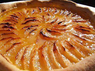 recette La tarte aux pommes selon Bernard Loiseau