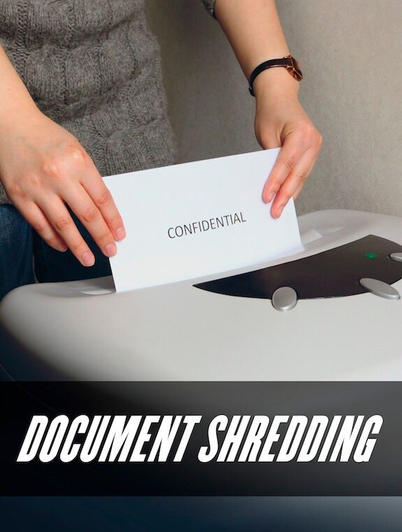 .75 a pound Shredding every Saturday at The Postal Solution 4242 Hondo Pass and Pack and Ship Express 6110 N Mesa.