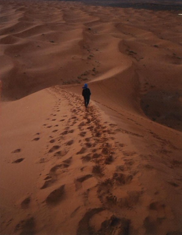 Africa. Desierto.Marruecos