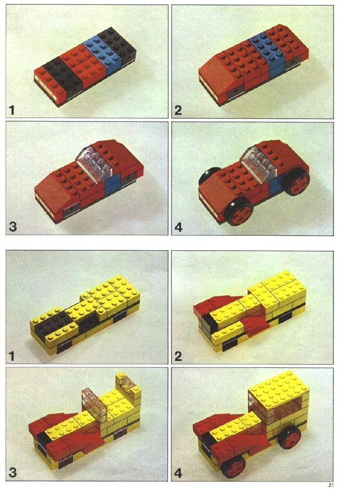 lego instruction book holder