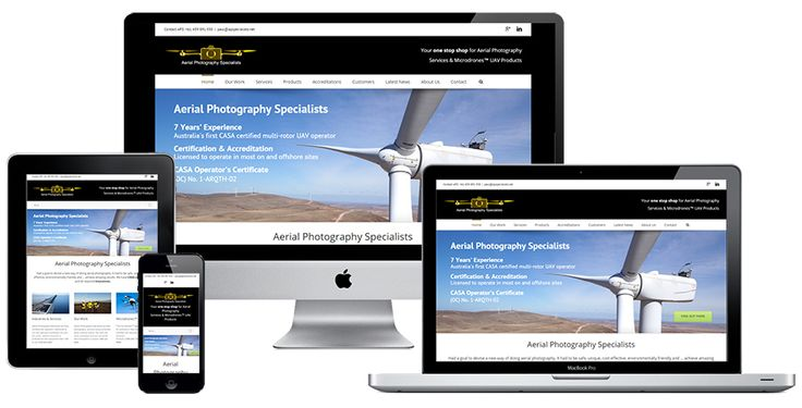 Ivolution Consulting - Adelaide Website Design - Aerial Photography Specialists