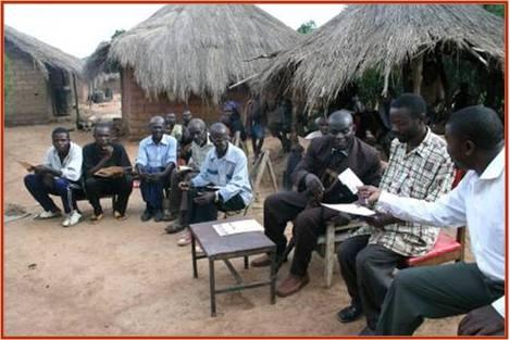 Public Participation in the Democratic Republic of the Congo c2009