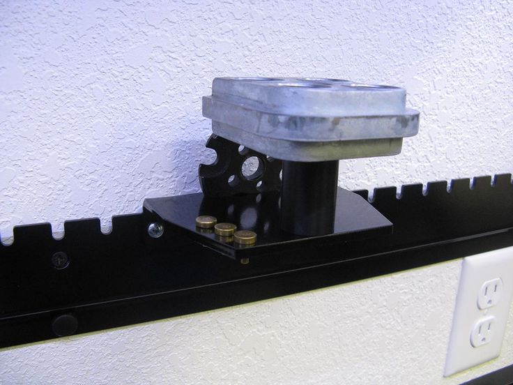 Toolhead dock for Dillon 550