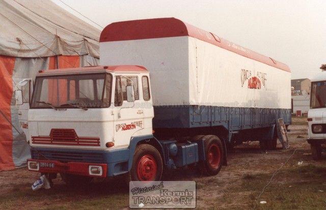 DAF 1600 FT - Circus Alberto Althoff