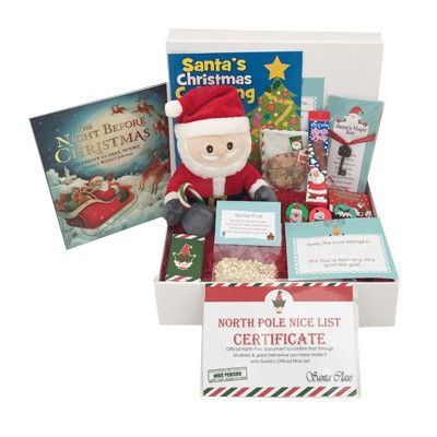 2016 Kids Christmas Eve Hamper - Just £14.95 | Mummy & Mee Baby Gifts