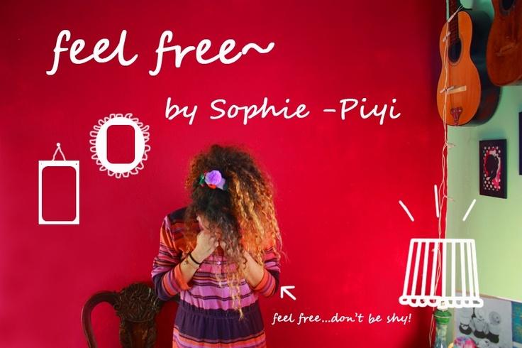feel free by Sophie-Piyi