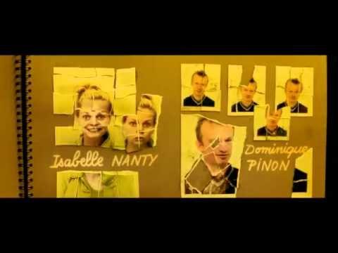 Amélie exit credits (2001).