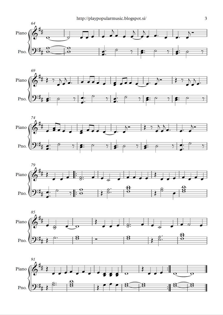 pop violin sheet music pdf