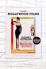 Art mural lot d'affiches Hollywood chez Urban Outfitters