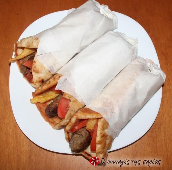 Κεφτεδάκια στο γκριλ #sintagespareas #keftedakia #grill