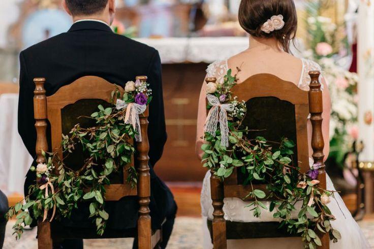 Wedding Chairs (poročni stoli)