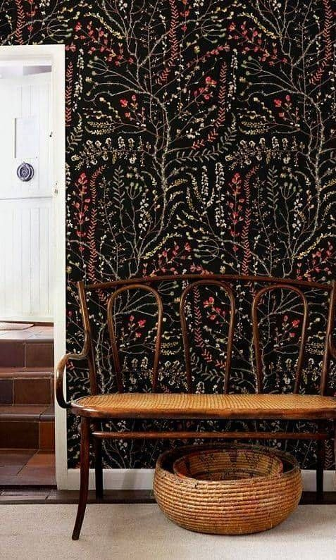 10 Entryways That Will Make You Want to Wallpaper Immediately on domino.com