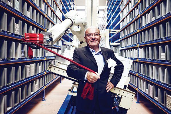 #Solidea IT -Enzo Pinelli il Fondatore del Calzificio.  EN - Enzo Pinelli founder of Solidea #Madeinitaly