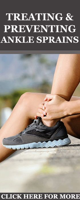 Here is the  Complete Runners' Guide For Treating & Preventing Ankle Sprains: http://www.runnersblueprint.com/complete-runners-guide-for-treating-preventing-ankle-sprains/ #Running #Sprains #Injury