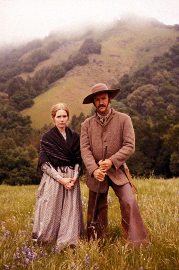 Turner Classic Movies - warnerarchive: Liv Ullmann and Gene Hackman in...