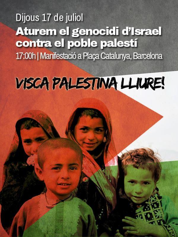 Visca palestina lliure