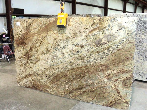 Typhoon Bordeaux Granite Slab 6916