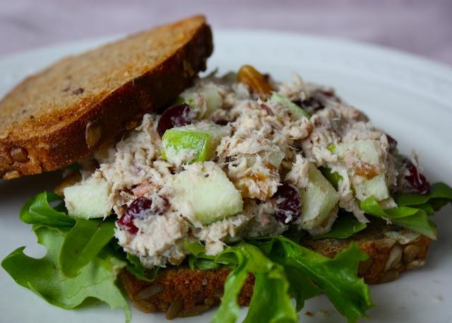 Healthy Tuna Salad | Food | Pinterest