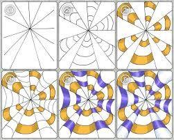 Afbeeldingsresultaat voor optische illusie tekenen