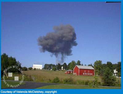 Flight 93, Shanksville, Pennsylvania