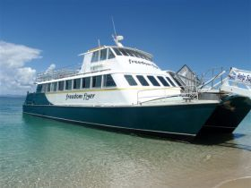 Freedom Fast Cats - Ferry to Great Keppel Island and day tours