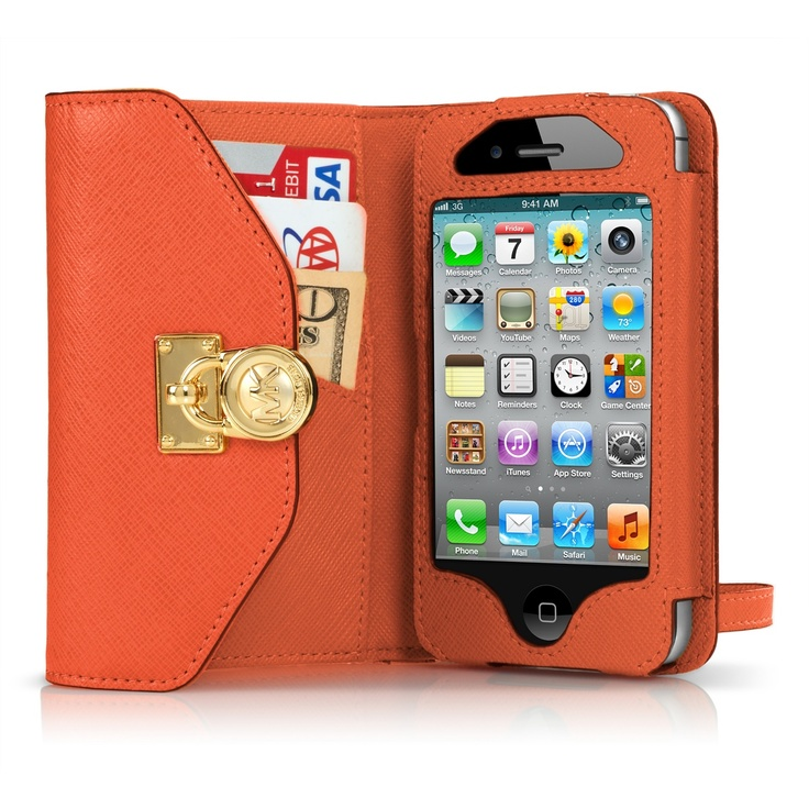Michael Kors Wallet Clutch Case for iPhone - Apple Store (UK)