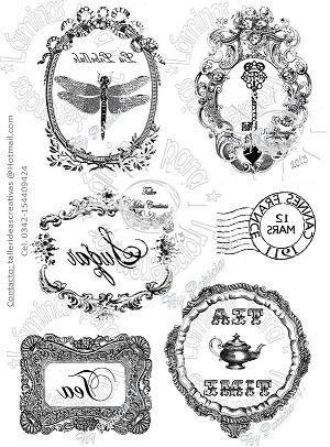 1000 images about todo transfer on pinterest antigua - Laminas para imprimir ...