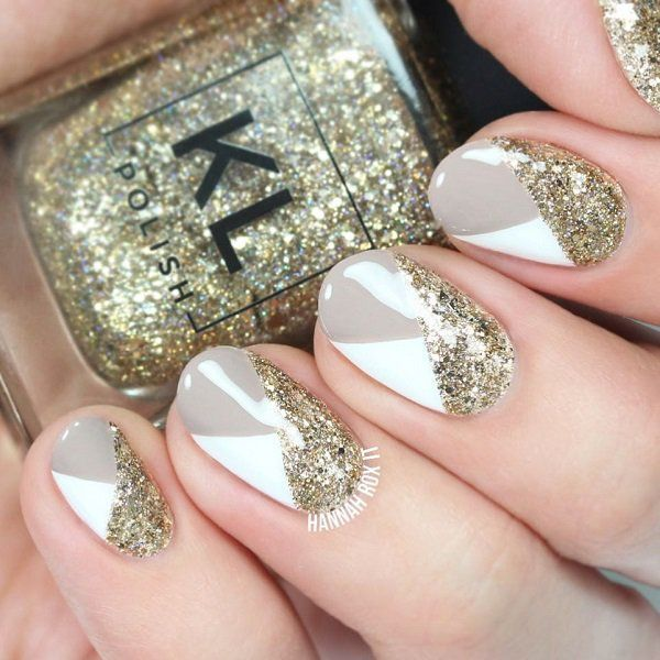 40 geometrische Nail Art Ideen – hübsche Nägel – #Art #Geometric #Ideas #Nai …. – Nagel Art