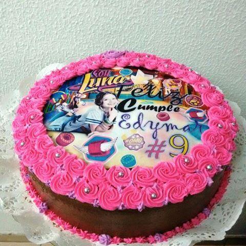 Otra torta de Soy Luna #torta #tortas #tortaspoz #pzo #puertoordazcity #puertoordaz #cake #cakes #pzocity #tortadesoyluna #tortascreativas #tortasdecumpleaños #tortasoyluna