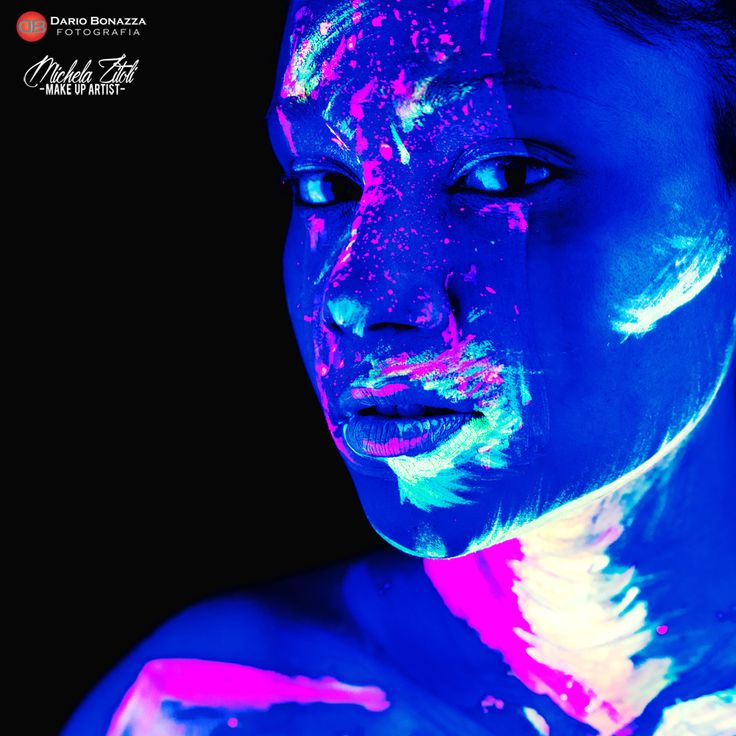 UV fluo make up www.thelipglossary.it